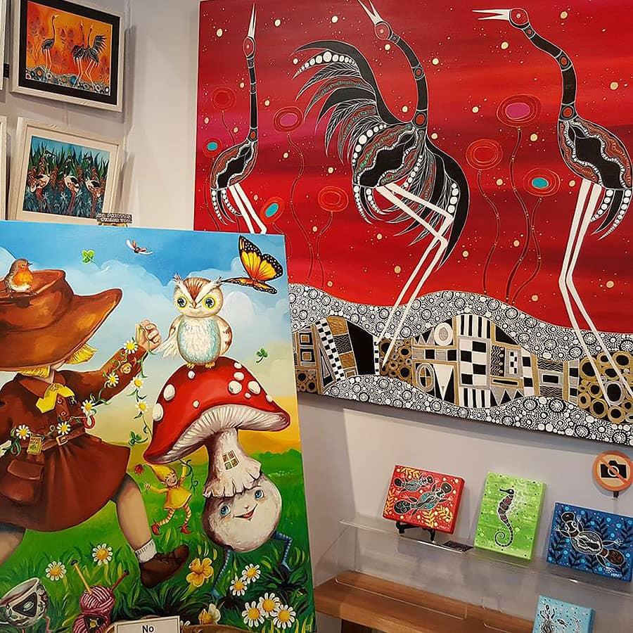 Terra Nova Gallery
