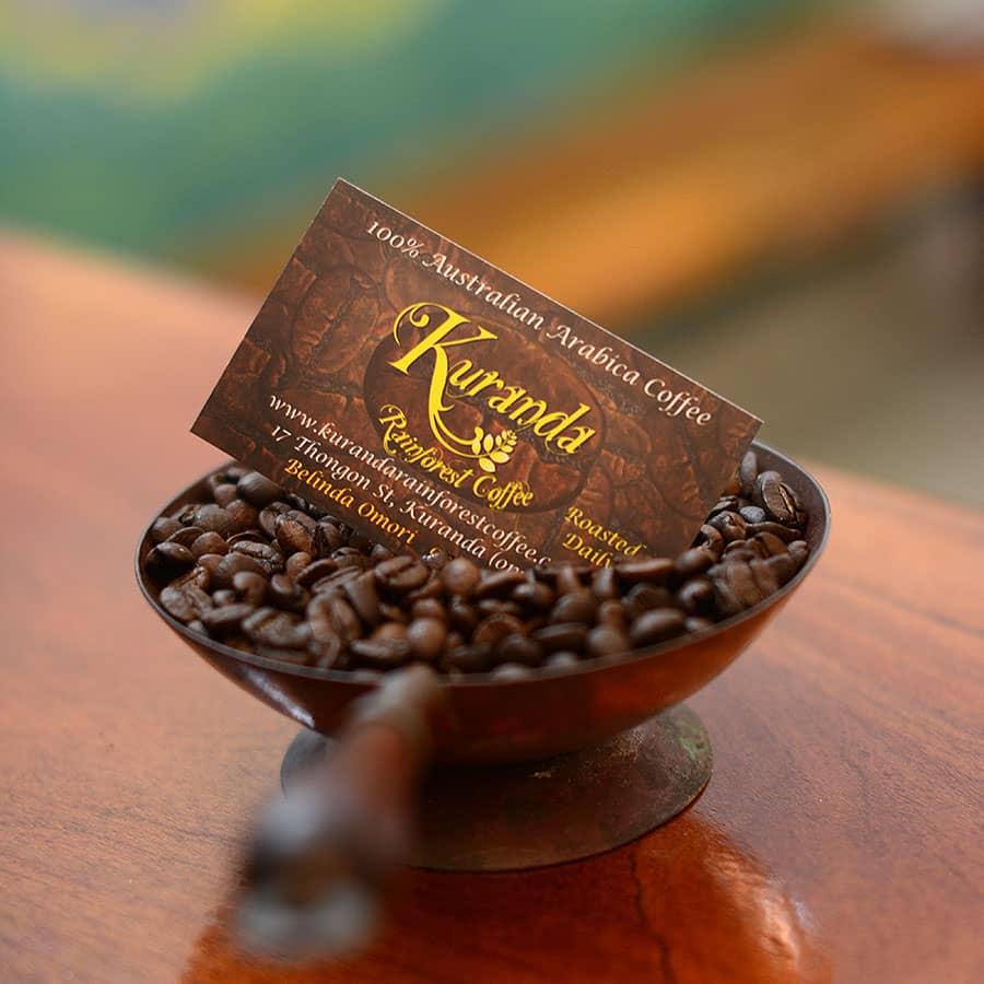 Kuranda Rainforest Coffee