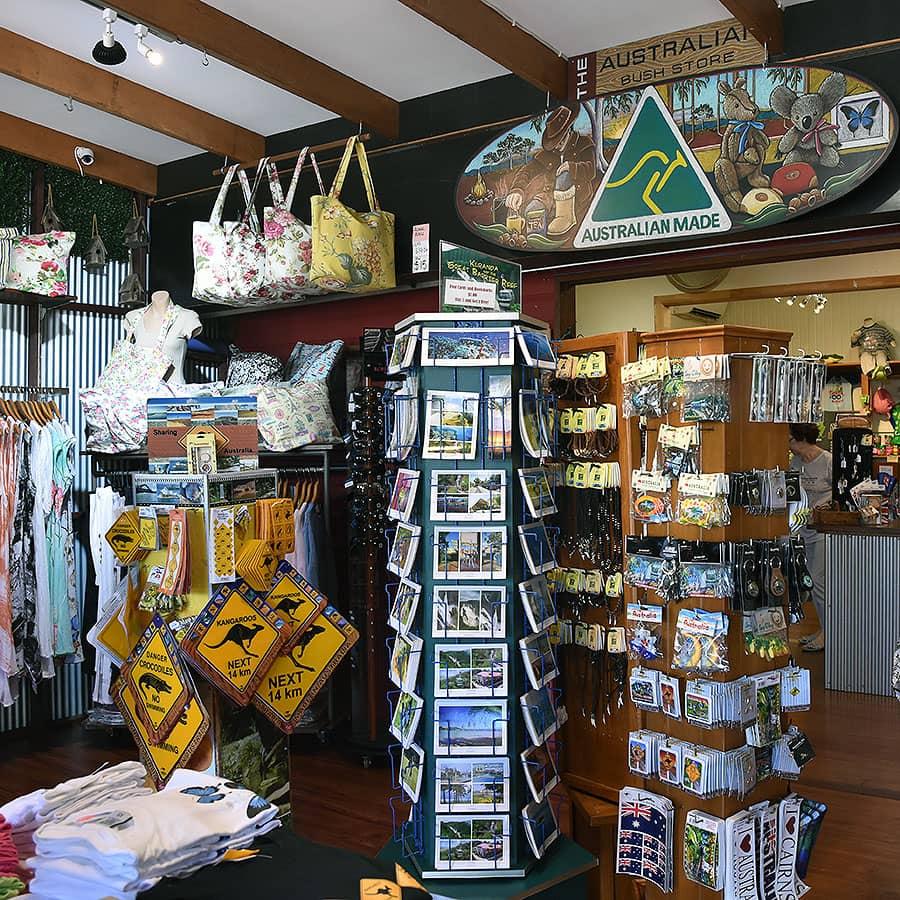 The Australian Bush Store Kuranda