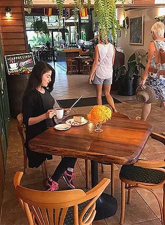 Kuranda Rainforest View Restaurant
