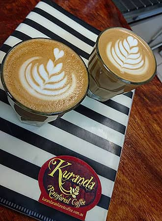 Kuranda Rainforest Coffee